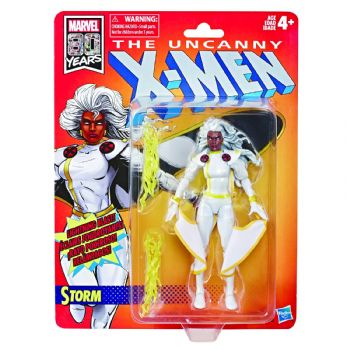 Marvel Legends 80th Anniversary The Uncanny X-Men Retro Collection Storm